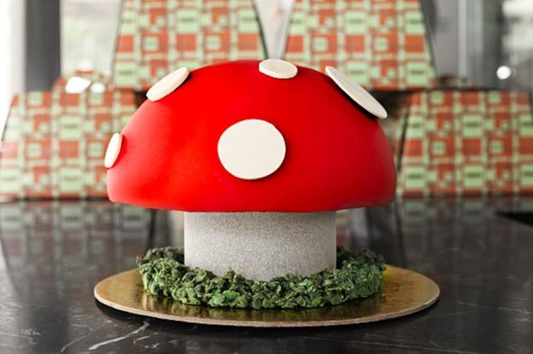 Dr Evils Magic Mushroom Photo: Gelato Messina